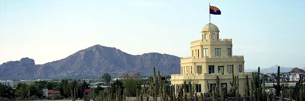 Tovrea Castle at Carraro Heights A Jewel in the Sonoran Desert