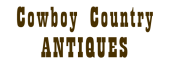 Cowboy Antiques